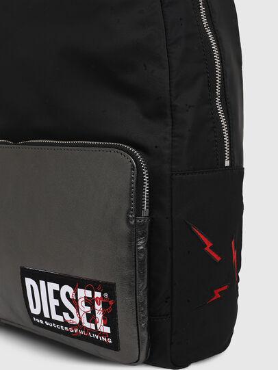 Diesel - MIRANO CNY, Black - Backpacks - Image 5