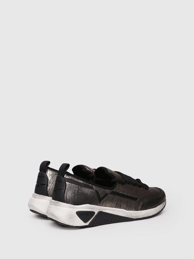 Diesel - S-KBY, Gold/Black - Sneakers - Image 2