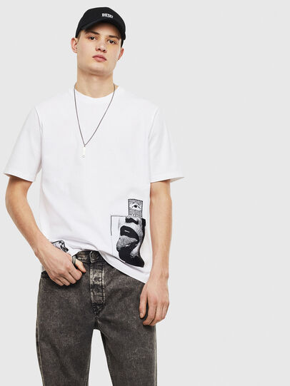 Diesel - T-JUST-T18,  - T-Shirts - Image 5