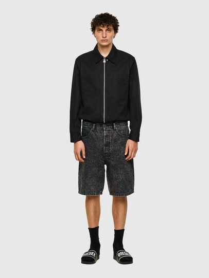 Diesel - D-MAXS-SP, Black - Shorts - Image 5
