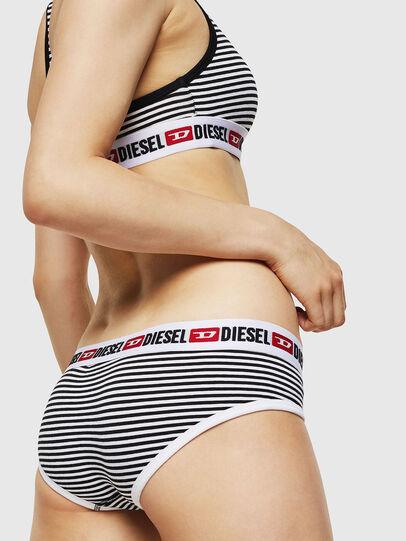 Diesel - UFPN-OXY, Black/White - Panties - Image 2