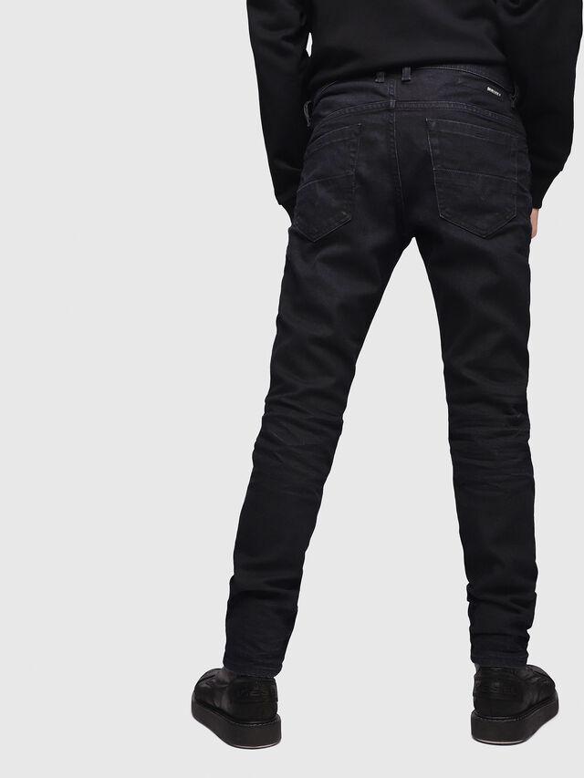 Diesel - Thommer 087AU, Dark Blue - Jeans - Image 2