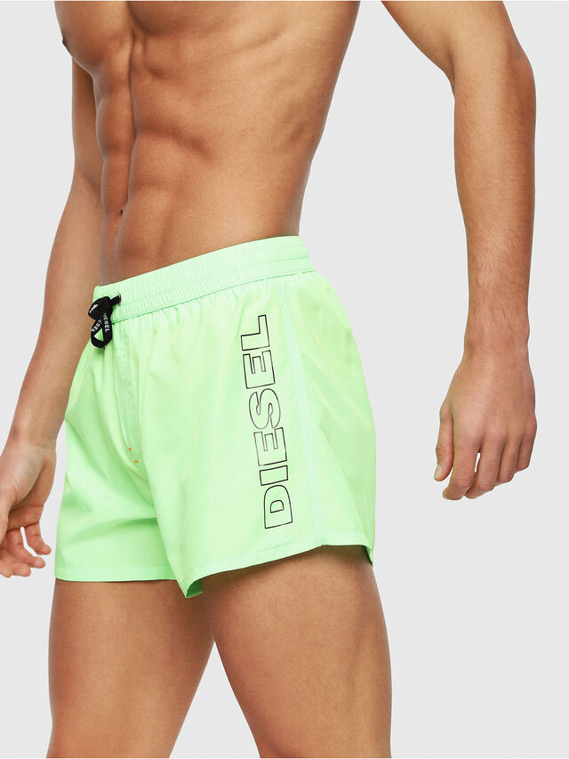 9c29defba250a BMBX-SANDY 2.017 Men: Swim shorts with back pocket | Diesel