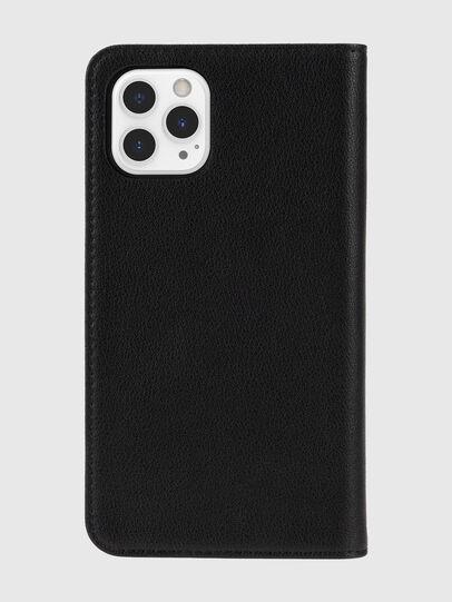 Diesel - DIPH-037-BKLVL, Black - Flip covers - Image 3