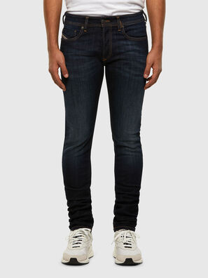 Sleenker 009EY, Dark Blue - Jeans