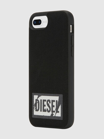 Diesel - BLACK DENIM IPHONE 8 PLUS/7 PLUS/6S PLUS/6 PLUS CASE,  - Cases - Image 6
