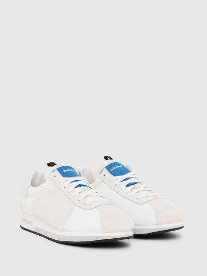 Diesel - S-PYAVE LC, White - Sneakers - Image 2