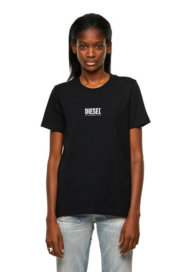 Green Label T-shirt with small logo