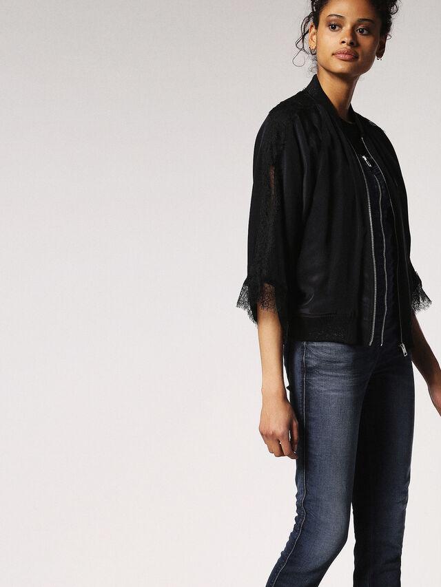 Diesel ZEPPEL JOGGJEANS, Blue Jeans - Jumpsuits - Image 6