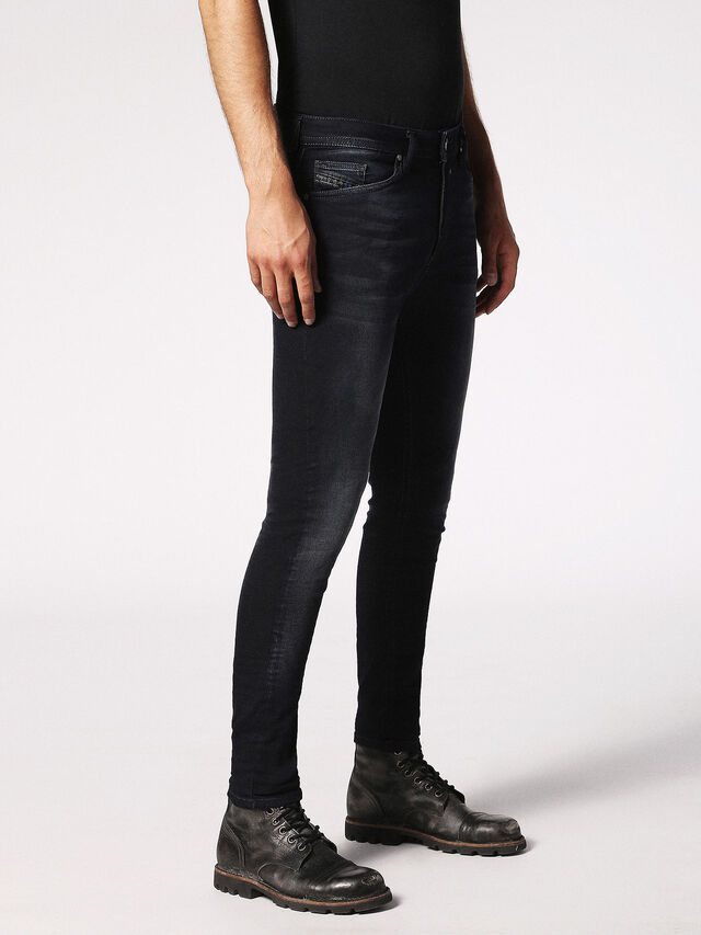 Diesel Spender JoggJeans 0686F, Dark Blue - Jeans - Image 4