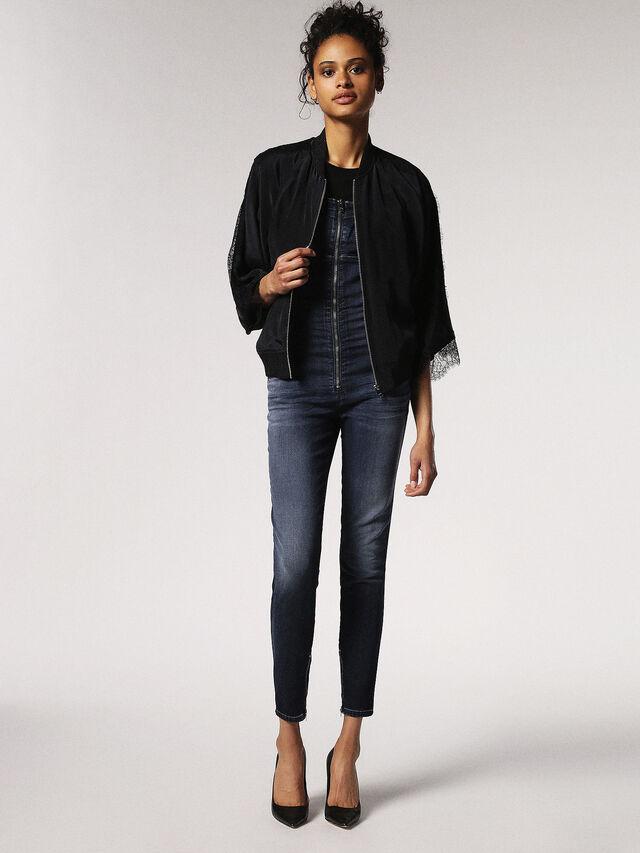 Diesel - ZEPPEL JOGGJEANS, Blue Jeans - Jumpsuits - Image 4