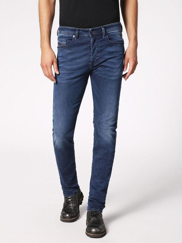 Diesel - Buster 0675L, Dark Blue - Jeans - Image 2