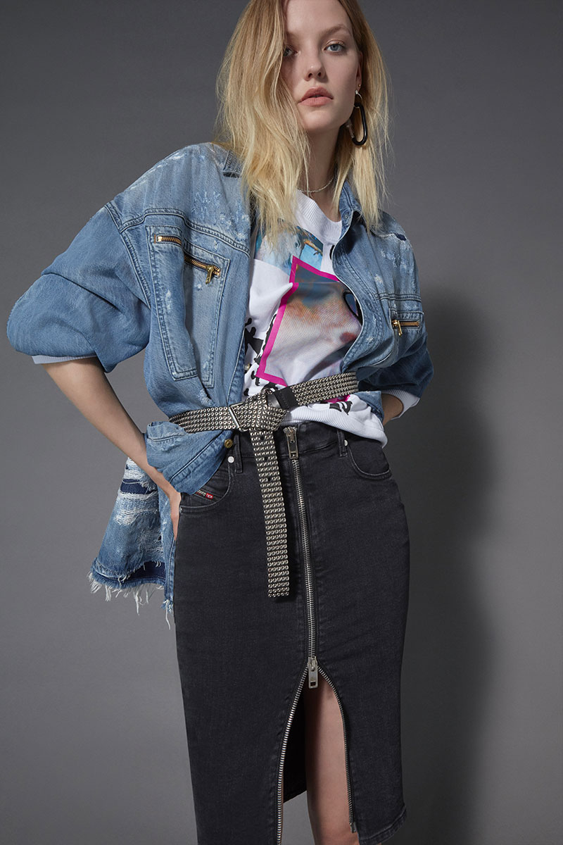 70981c3c2a51b8 Diesel Online Store: jeans, clothing, shoes, bags and watches