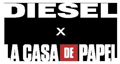 Diesel x La casa de Papel