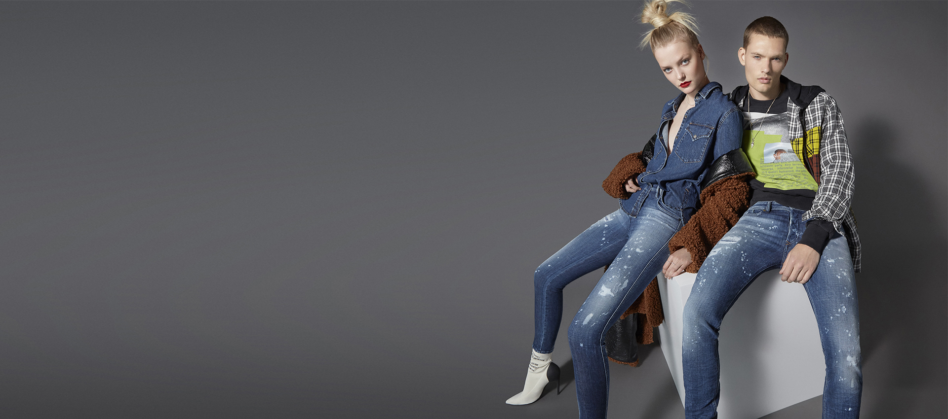 Diesel Promotion - View All Woman