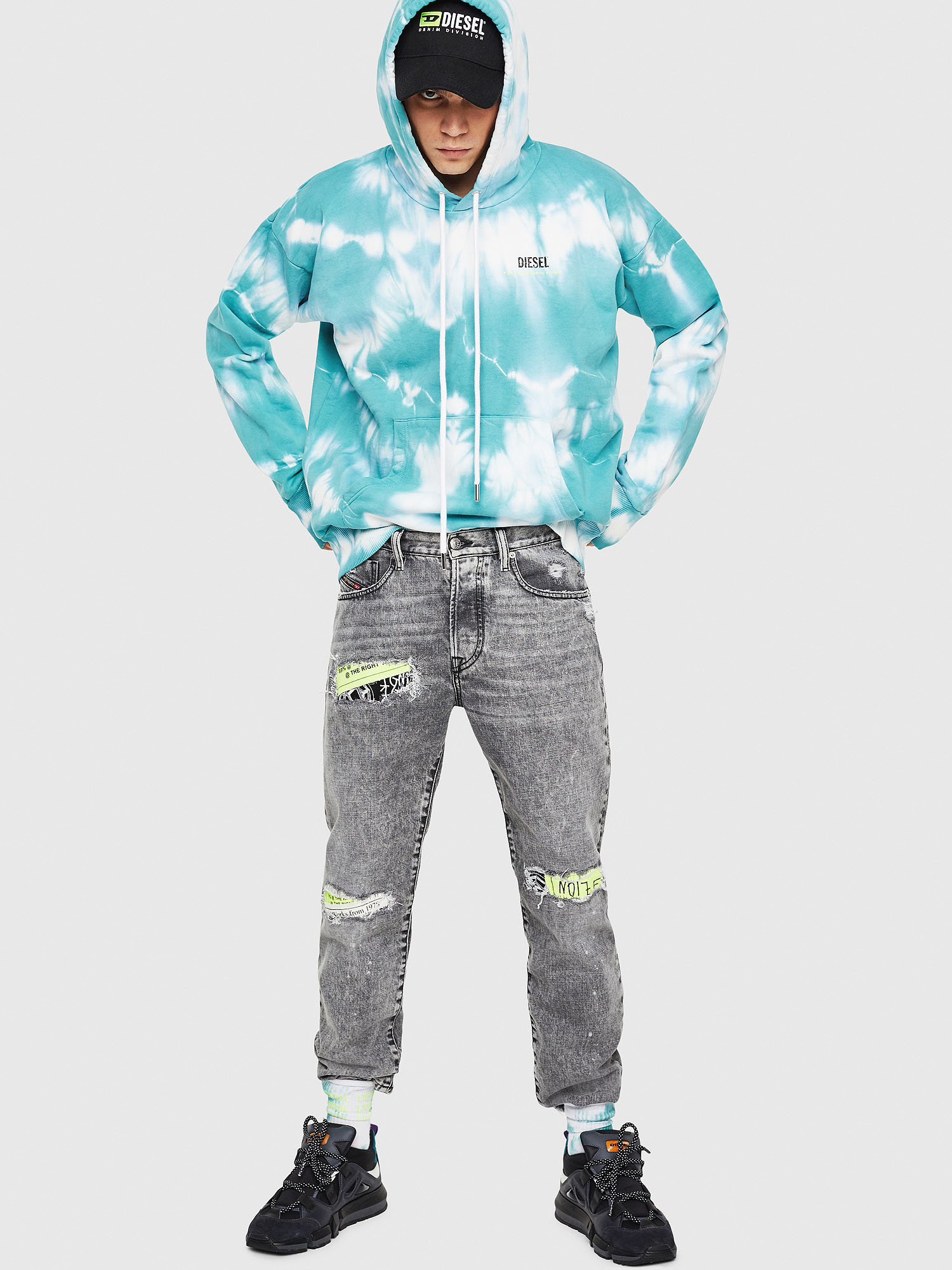 Diesel - Mharky 089AT,  - Jeans - Image 6