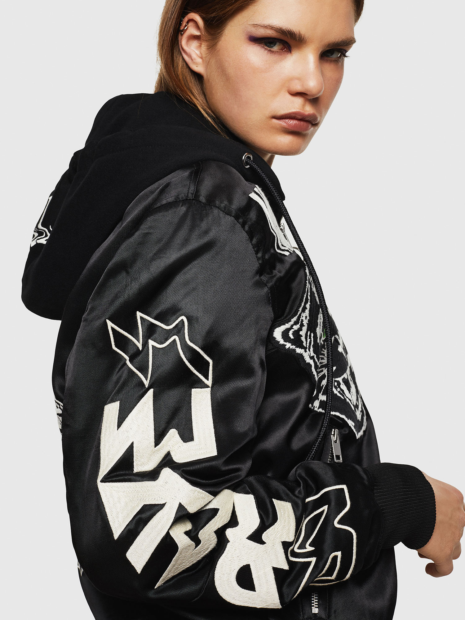 Diesel - G-KANIEVALY,  - Jackets - Image 3