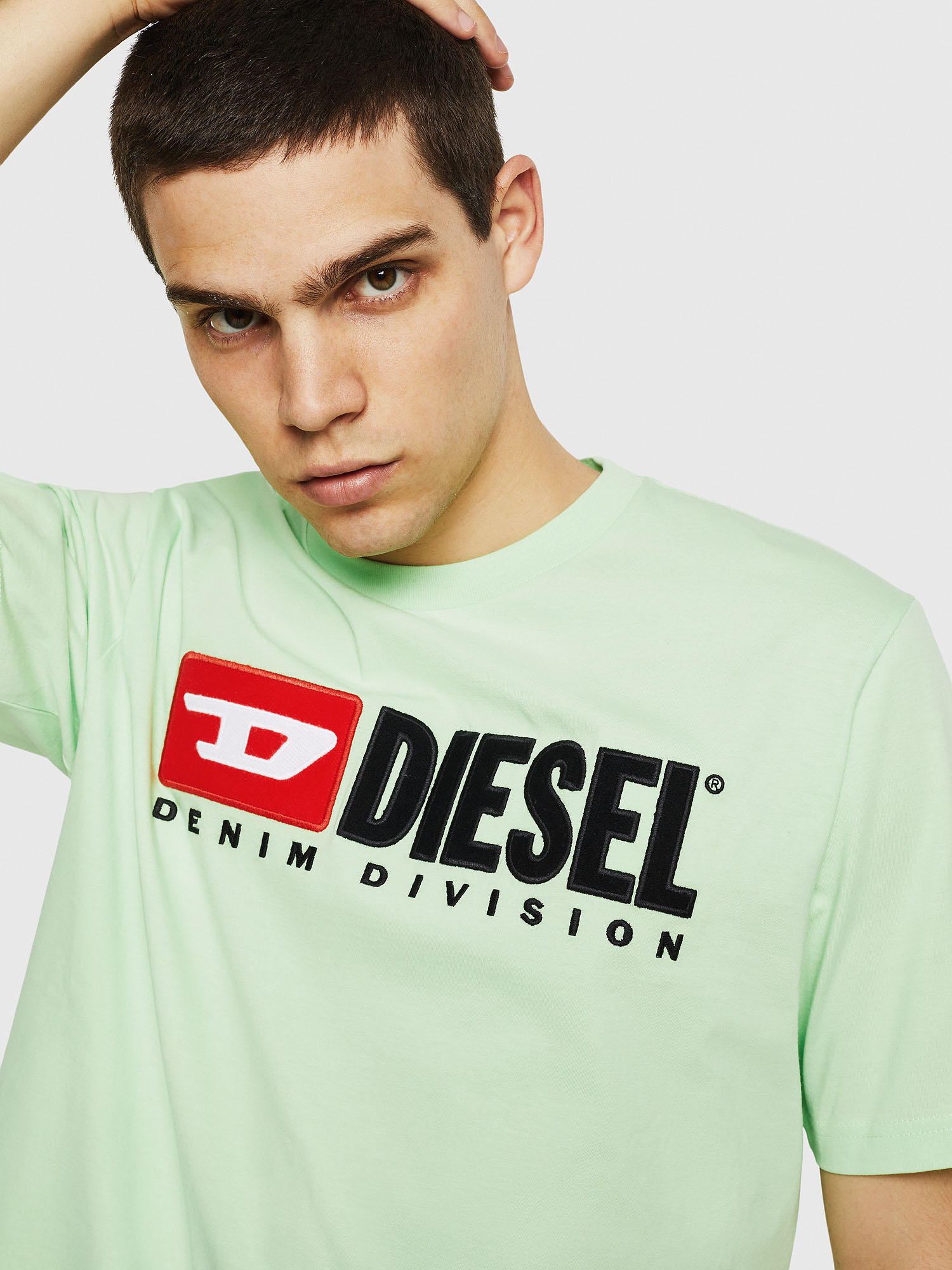 Diesel - T-JUST-DIVISION,  - T-Shirts - Image 4