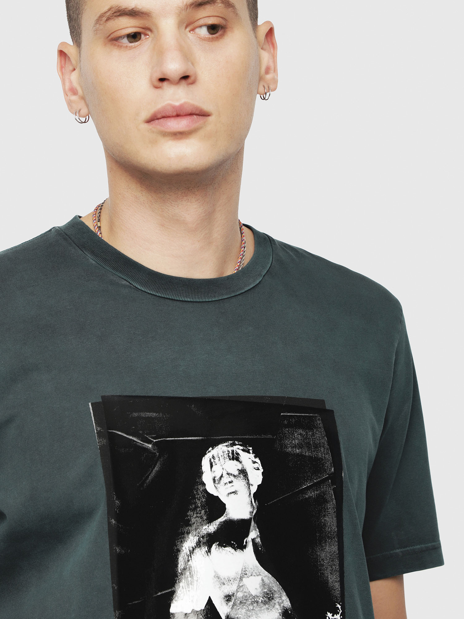 Diesel - T-JUST-YS,  - T-Shirts - Image 3