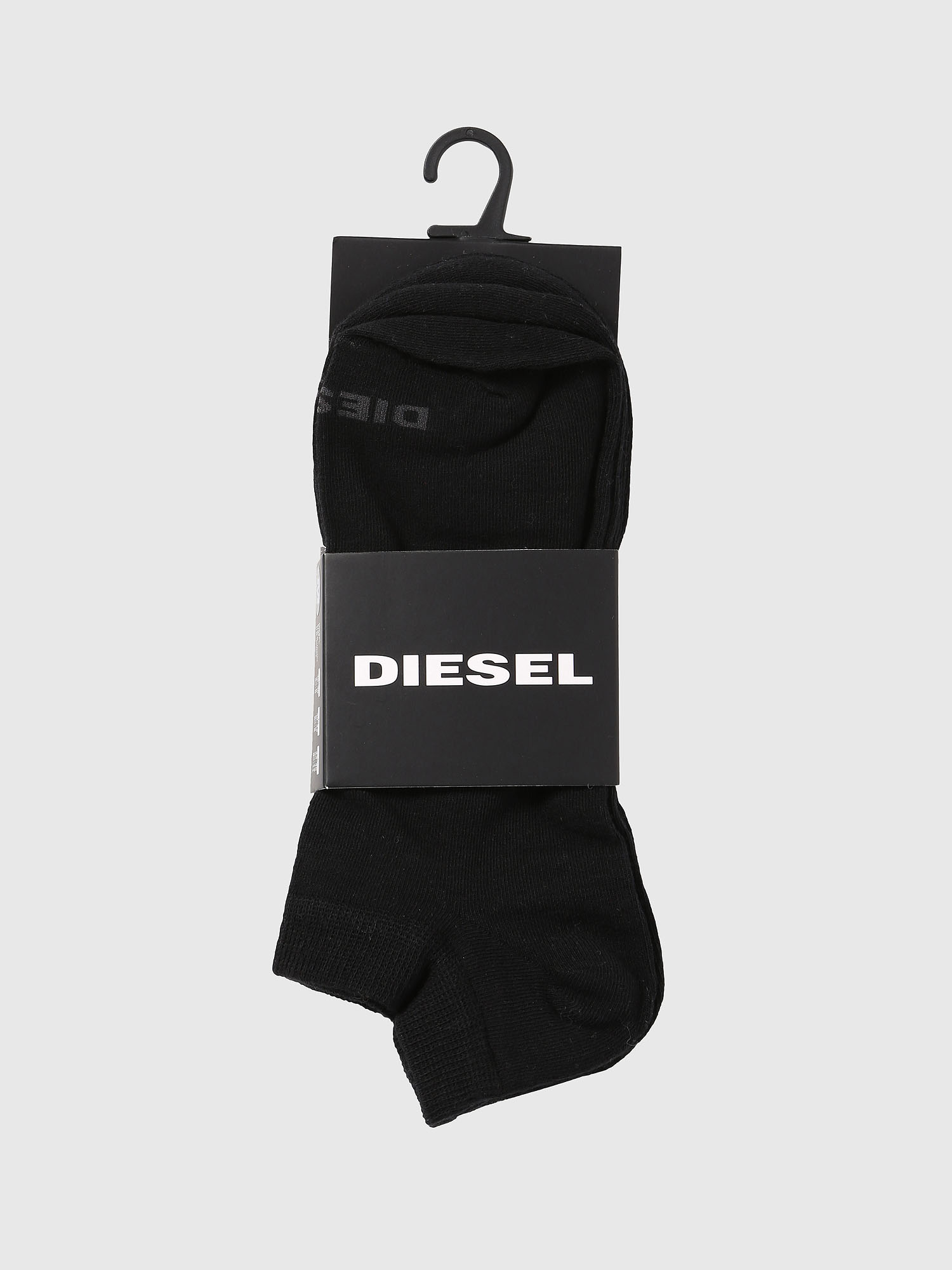 Diesel - SKM-GOST-THREEPACK,  - Low-cut socks - Image 2